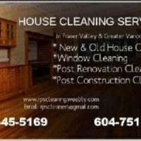 HOUSE CLEANING SERVICES (Book Now )