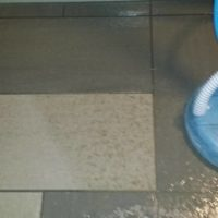 Tile and grout cleaning Owner operated TRUCKMOUNT STEAM CLEANING