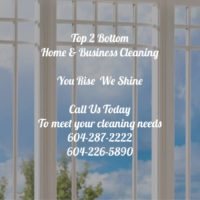 Top 2 Bottom Home & Business cleaning (Mission)