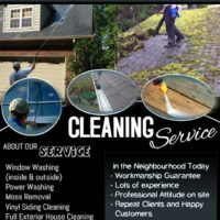 Burnaby Window Washing, Gutter Cleaning, Power Washing, Moss Removal (Burnaby)